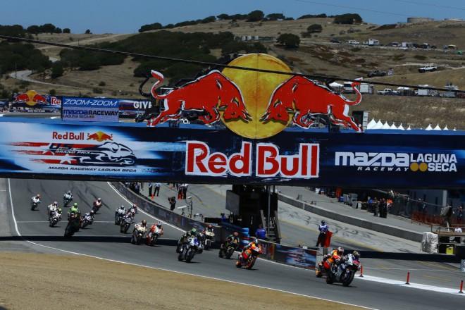 Devátá GP sezony – Velká cena USA