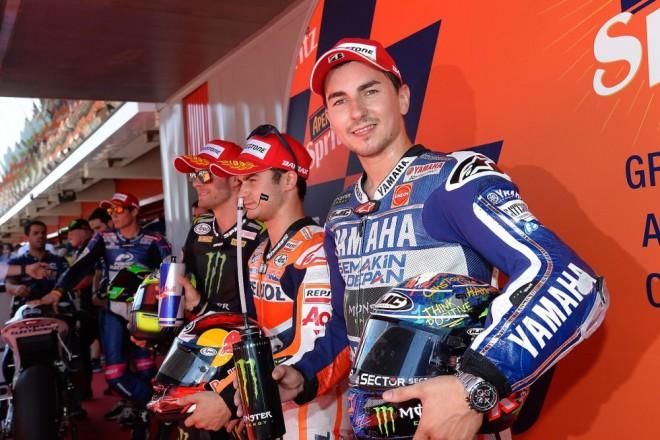 Lorenzo: Je tìžké dokonèit závod, i když jste v perfektní kondici