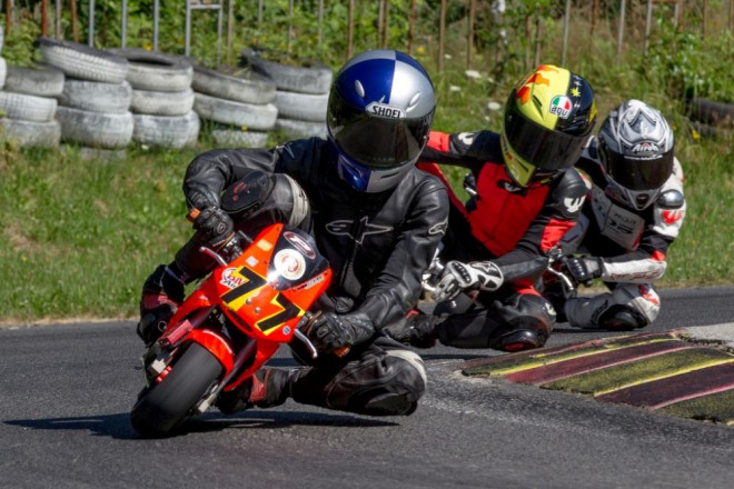Mezinárodní pøebor ÈR MiniGP, Mini moto, Skútr