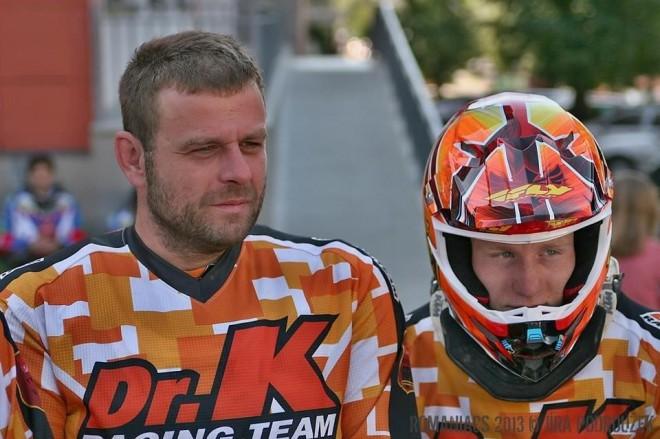 Red Bull Romaniacs s týmem Dr. K racing
