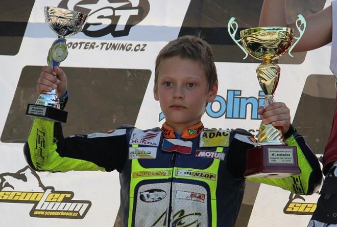 Ondøej Vostatek vybojoval zlato a dvakrát støíbro