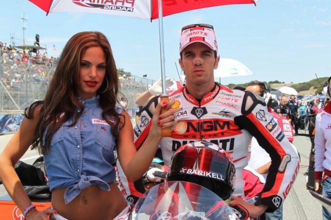 De Angelis: Chtìl bych znovu závodit v MotoGP