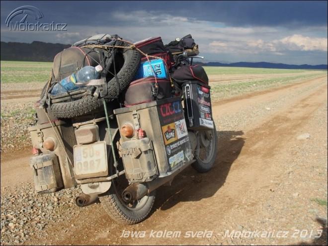 Jawa kolem svìta, díl 2. – Altaj a západní Mongolsko