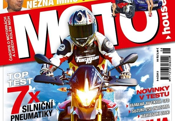 Motohouse 8-9/2013
