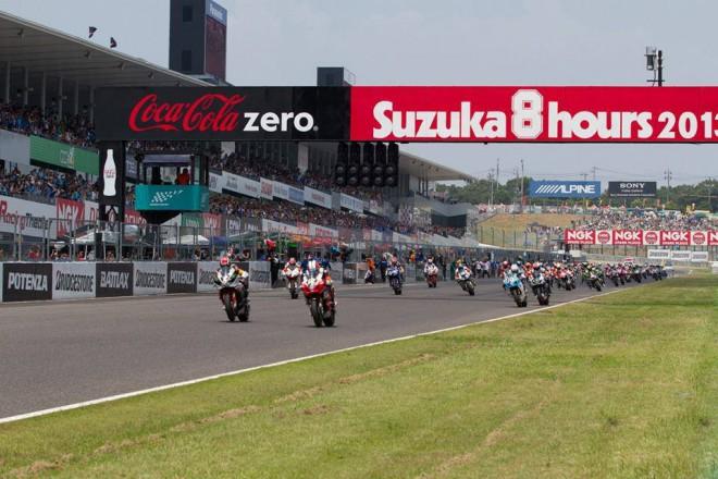 Závod v Suzuce vyhrál tým MuSASHi RT Harc-Pro