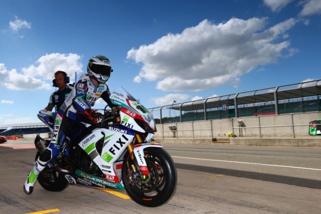 Superbiková sobota v Silverstone