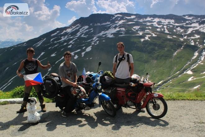 Na Pionýrech pod nejvyšší horu Alp - Mont Blanc