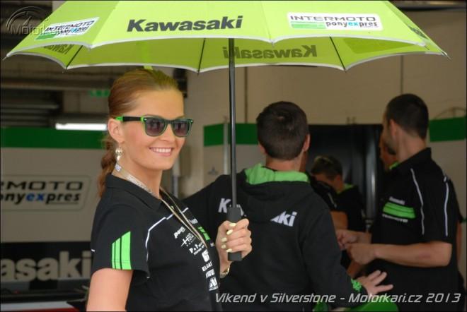 Víkend v Silverstone obrazem