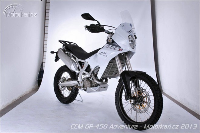 CCM GP-450 Adventure
