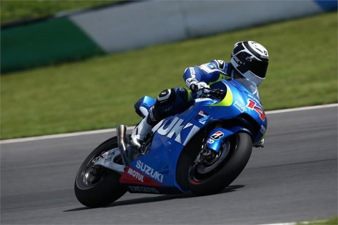 V Motegi také testovala Suzuki