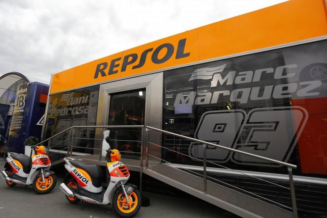 Repsol Honda hlásí pøipravenost