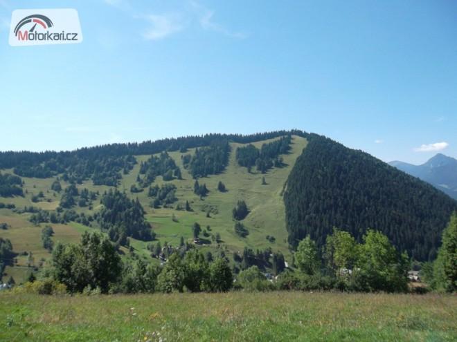 Tip na výlet, Slovensko- Po¾ská horská rýchlovka