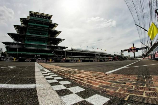 GP Indianapolisu – nedìle v IMS