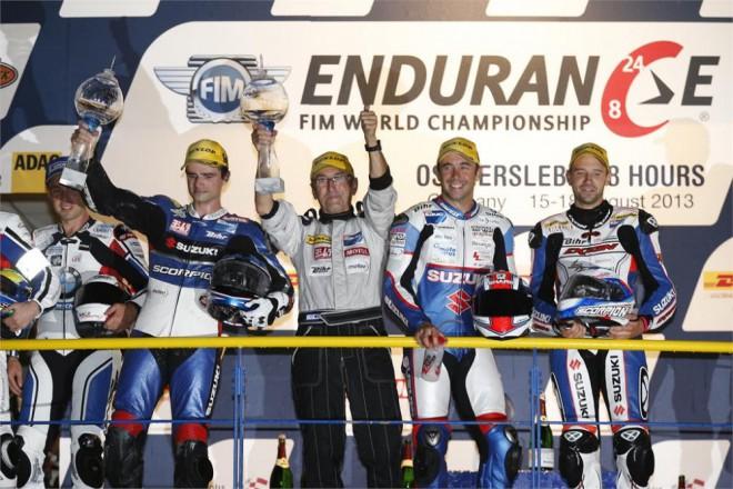 Oschersleben 8Hodin vyhrál tým S.E.R.T.