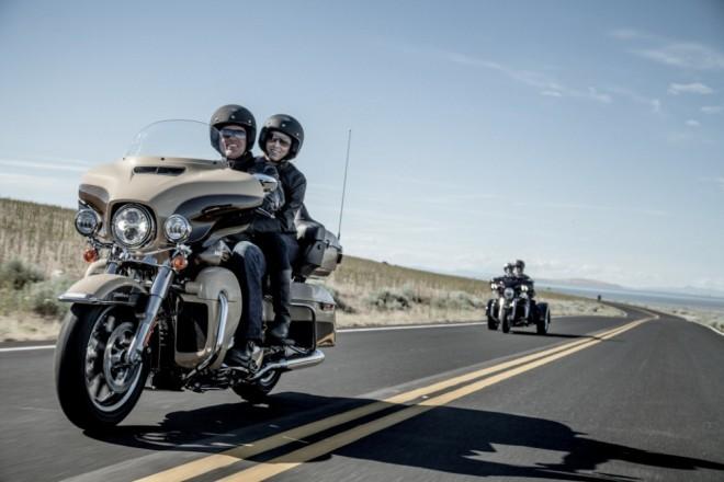 Novinky Harley-Davidson 2014