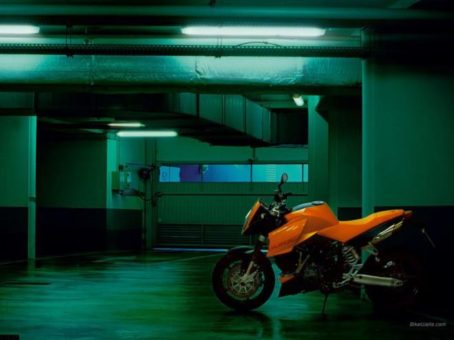Z druhé ruky - KTM Superduke 990