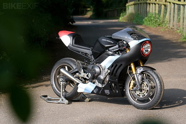 Spirit of the Seventies Daytona 675