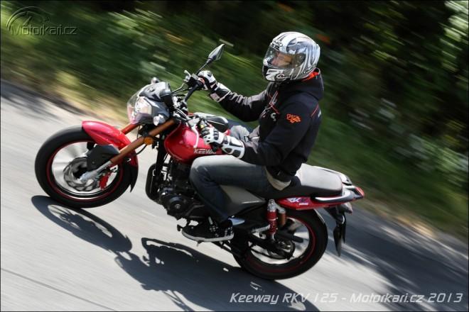 Keeway RKV 125