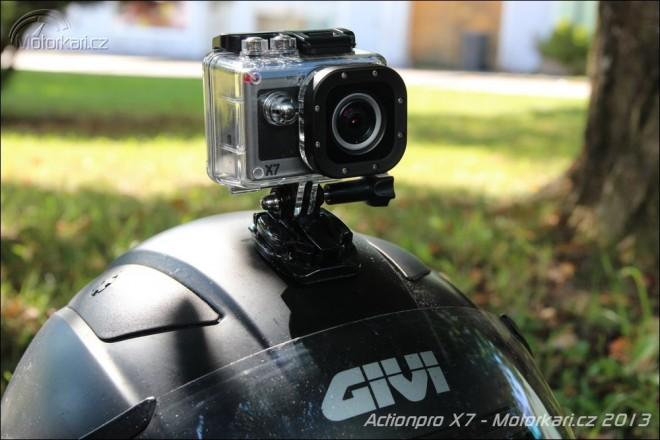 Sportovn� kamera Actionpro X7