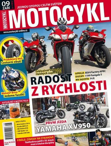Motocykl 9/2013