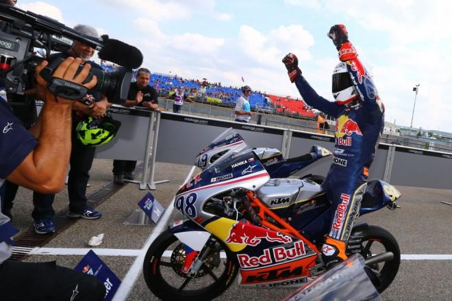 Red Bull Rookies Cup v Brnì