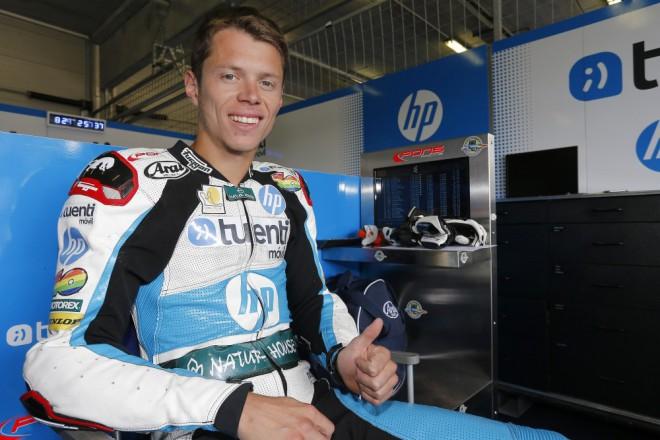 Esteve Rabat podepsal s Marc VDS Racing