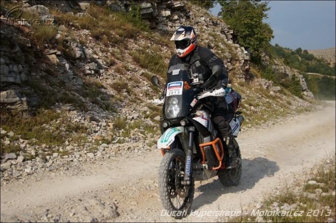 Online reportáž: Mitas Test Ride 2013