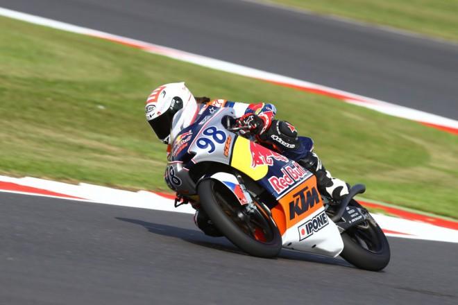 Britská pole position patøí Hanikovi