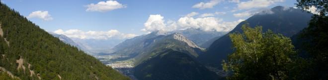 Premiéra v Alpských kopcích