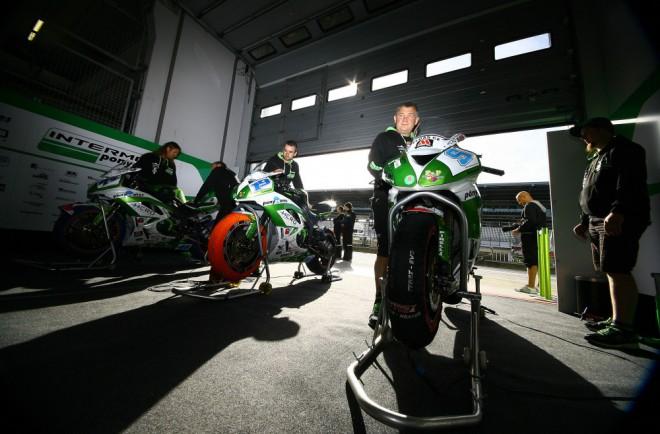 První desítka pro Kawasaki Intermoto