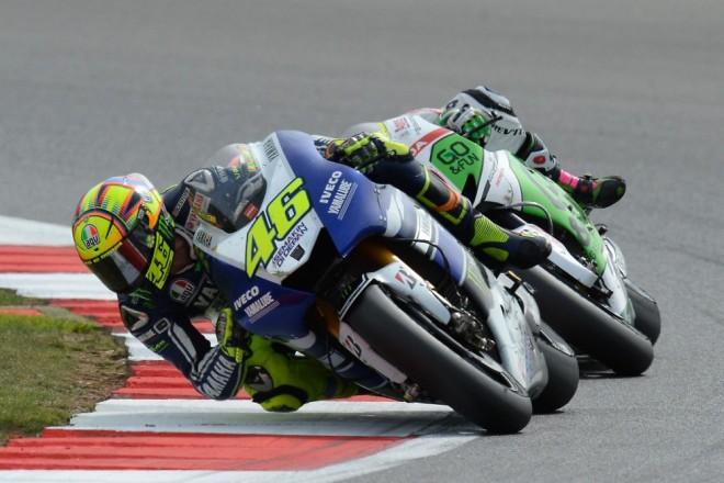 V Británii pokraèoval souboj Rossi vs Bautista