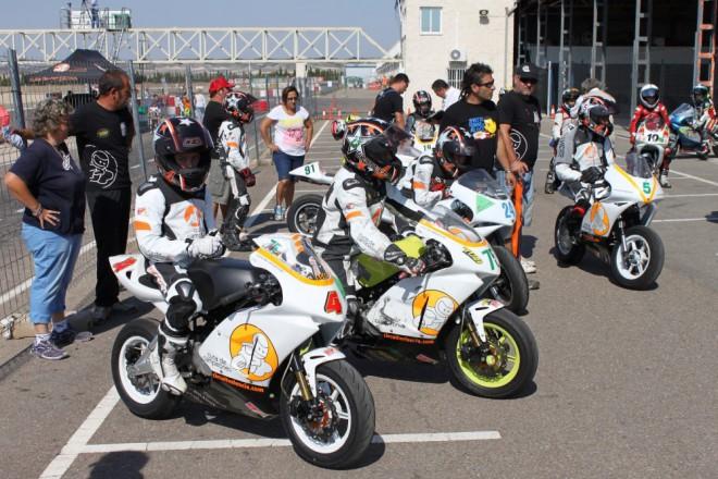 Salaè Racing: Po delší pauze zpìt ve Španìlsku