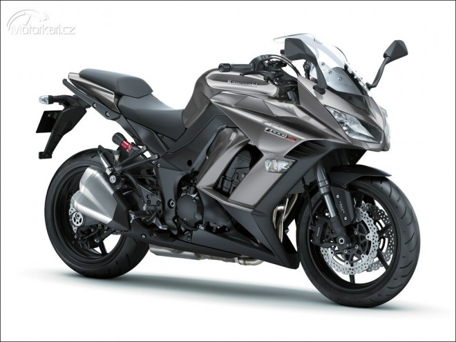 Kawasaki Z1000SX 2014