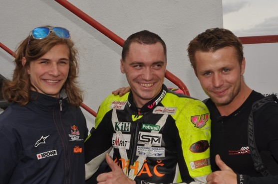 Finále CEMC 2013 na Motodromu Hockenheim
