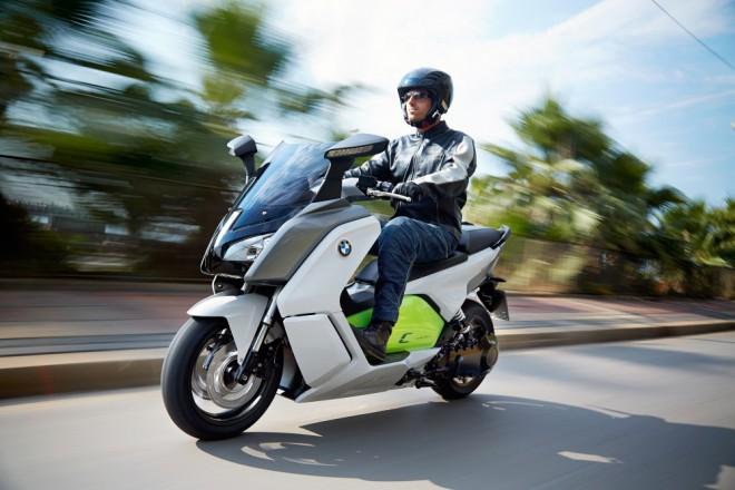BMW C evolution jde do výroby