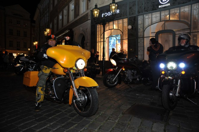 Harley-Davidson Rushmore Party