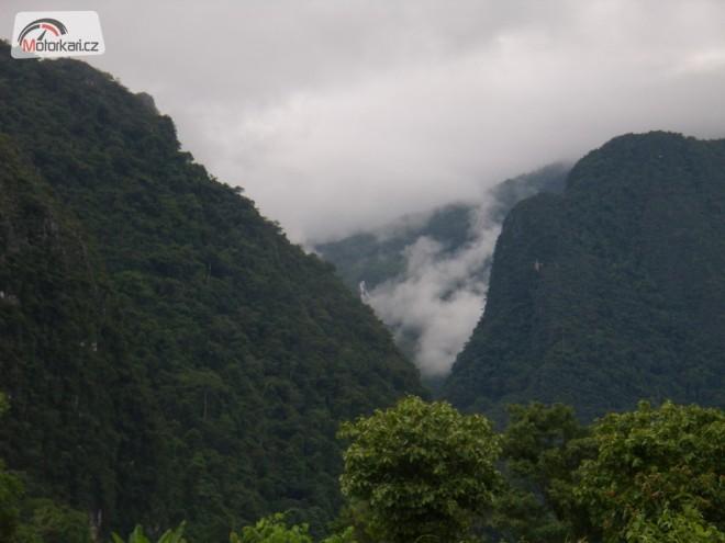 Severní Laos 2013