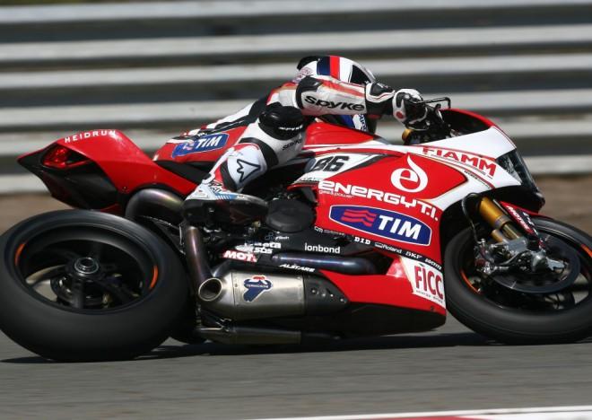 Tìžký víkend Ducati v Istanbulu