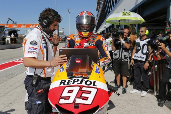 T�my MotoGP testovaly v Misanu