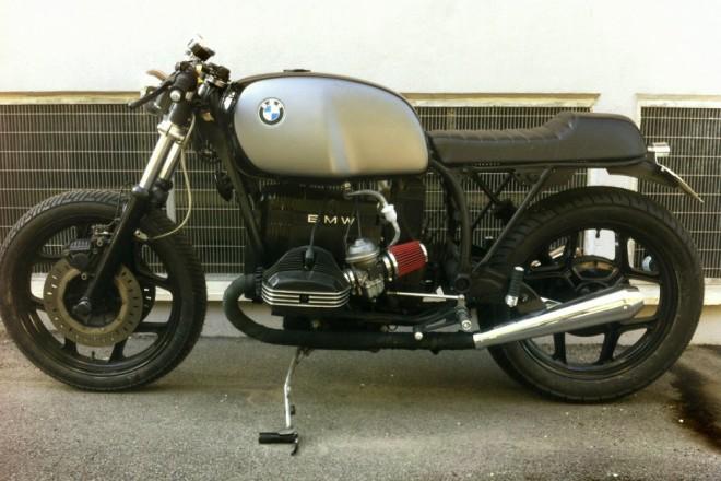 Italský café-racer BMW R 80
