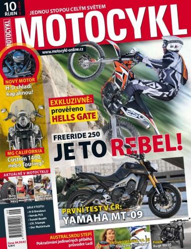 Motocykl 10/2013