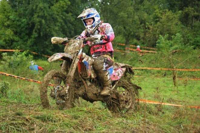 KTM Enduro Cross Country Ohrazenice 2013