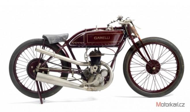 Znáte znaèku Garelli? Pøeètìte si o její historii.