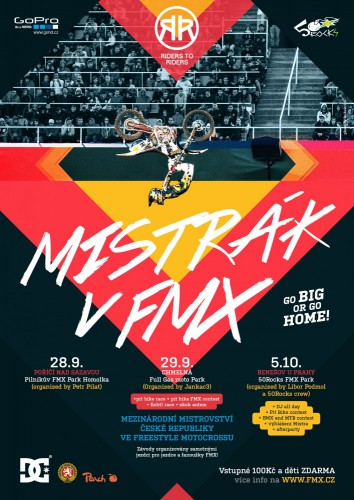 Mistrovství Èeské republiky FMX