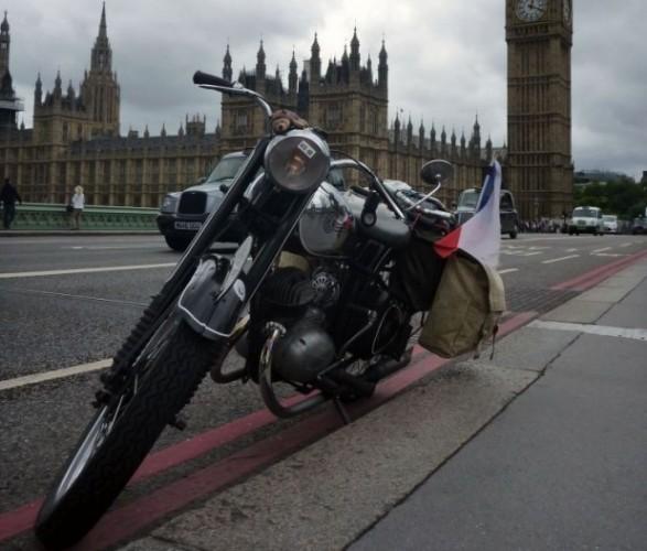ÈZ 150C - Paøíž, Londýn, West Kent Run