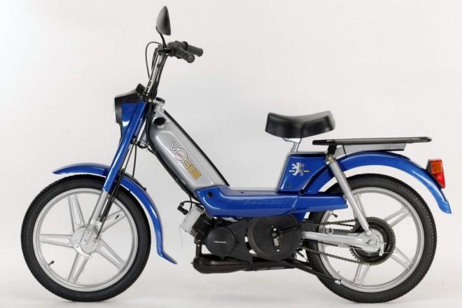 Peugeot Vogue: chcete opravdový moped?