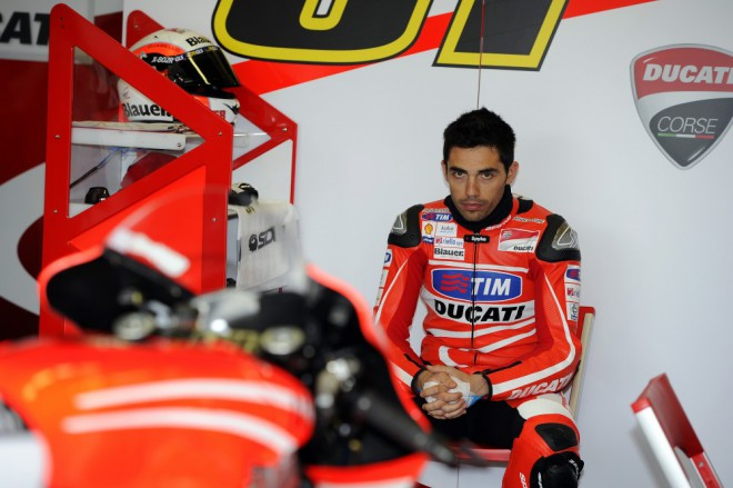 Pirro nastoup� za Ducati Alstare