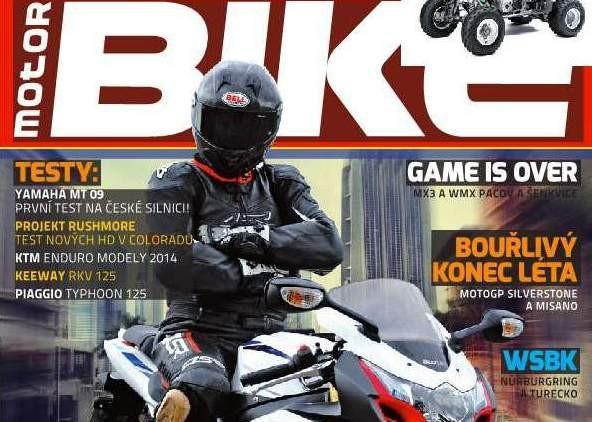 Motorbike 10/2013
