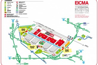EICMA 2013 už z