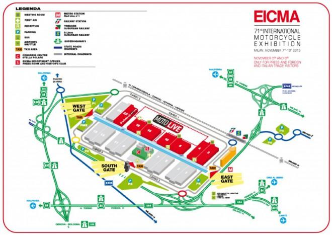EICMA 2013 už za necelý mìsíc